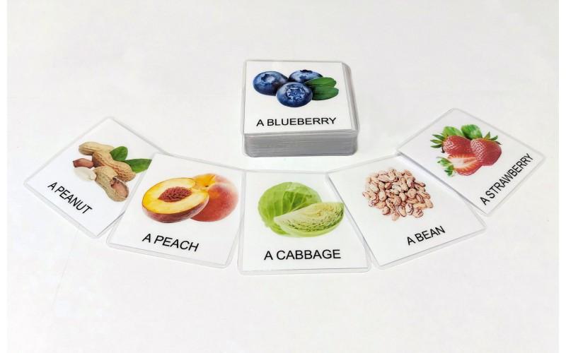 Plodovi v angleškem jeziku z A /AN