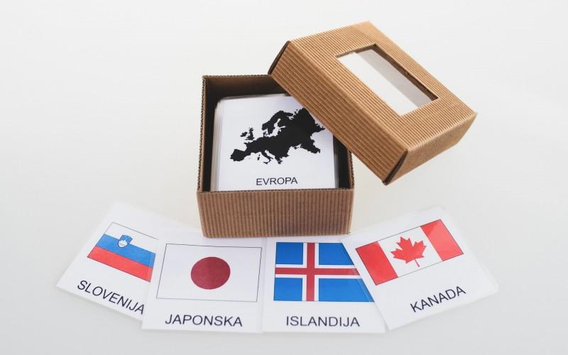 Zastave sveta in kontinenti